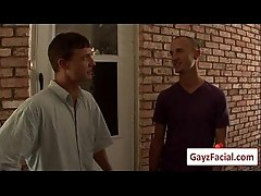 Bukkake Boys - Gay Hardcore Sex from wwwGayzFacial.com 01