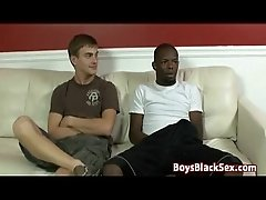 Blacks On Boys - Interracial Gay Hardcore Bareback Fuck Video 03