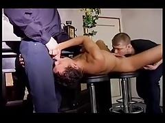 Bar Threesome