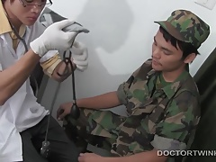 Kinky Medical Fetish Asians Albert and William
