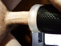 Testing Out My New Toy (Fleshlight Ass)