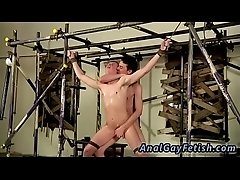 Photos bondage anal men gay sex The Boy Is Just A Hole To Use