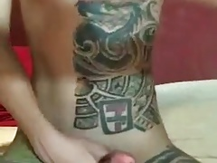 thai tattooed twink JO (1'13'')