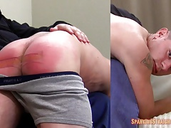 Alec's First Spanking