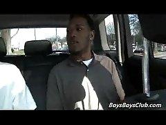 Blacks On Boys - Gay Hardcore Interracial Fuck Video 31