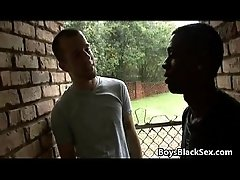 Blacks On Boys - Gay Hardcore Interracial XXX Video 04