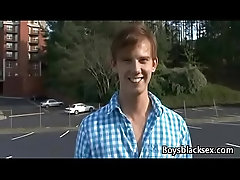 Blacks On Boys - Gay Nasty Hardcore Fuck Video 15