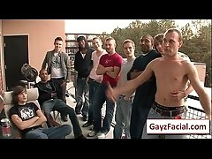 Bukkake Boys - Gay Hardcore Sex from wwwGayzFacial.com 04