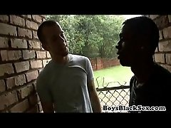 Blacks On Boys -Gay Hardcore Bareback Fuck Video 02