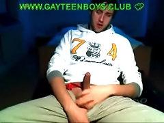 Cute Boy Cums On Cam [even more sexy boys on www.gayteenboys.club]         (364)