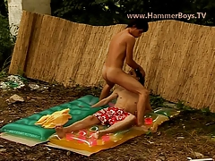 Hammerboys.tv present Twinks Fuck