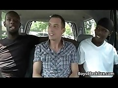 Muscular Black Dude Fuck White Gay Boy Hard - Blacks On Boys 23