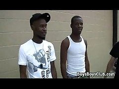 White Gay Dude Has Some Manly Fun With A Black Guy 01