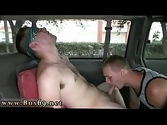 Straight men wet fucking gay Gorgeous Day For Anal Sex On The Baitbus!