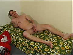 Long dick Tomas Kubala from Hammerboys TV