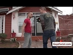 Bukkake Boys - Gay Hardcore Sex from wwwGayzFacial.com 29