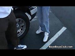 Blacks On Boys - Gay Black Dude Fuck White Twink Nasty Way 30