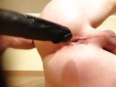 My open Asshole - Fotze - Pussy