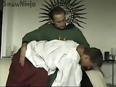 TJ CUMMINGS ALTAR MAN &amp_ PRIEST ROLEPLAY &amp_ SPANKING